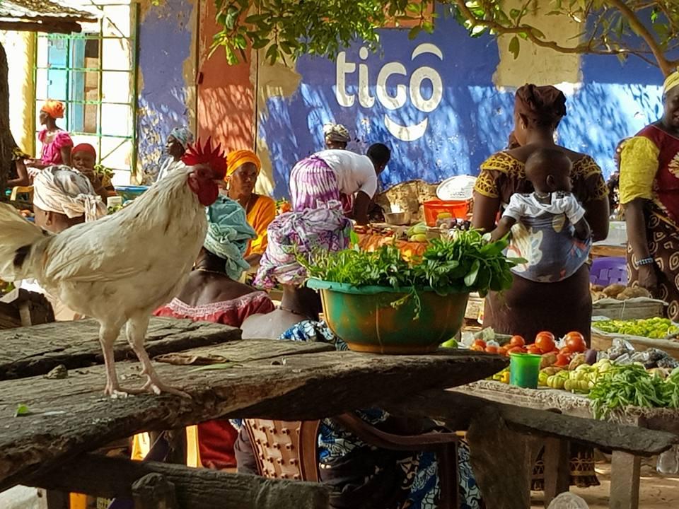 marché village Abéné