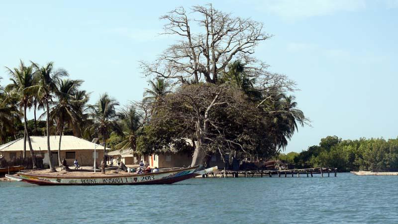 randonnée en Casamance