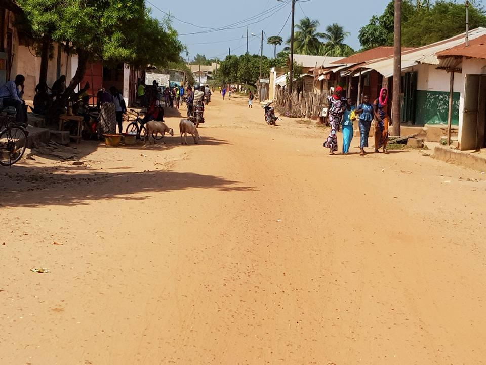 village Abene Casamance