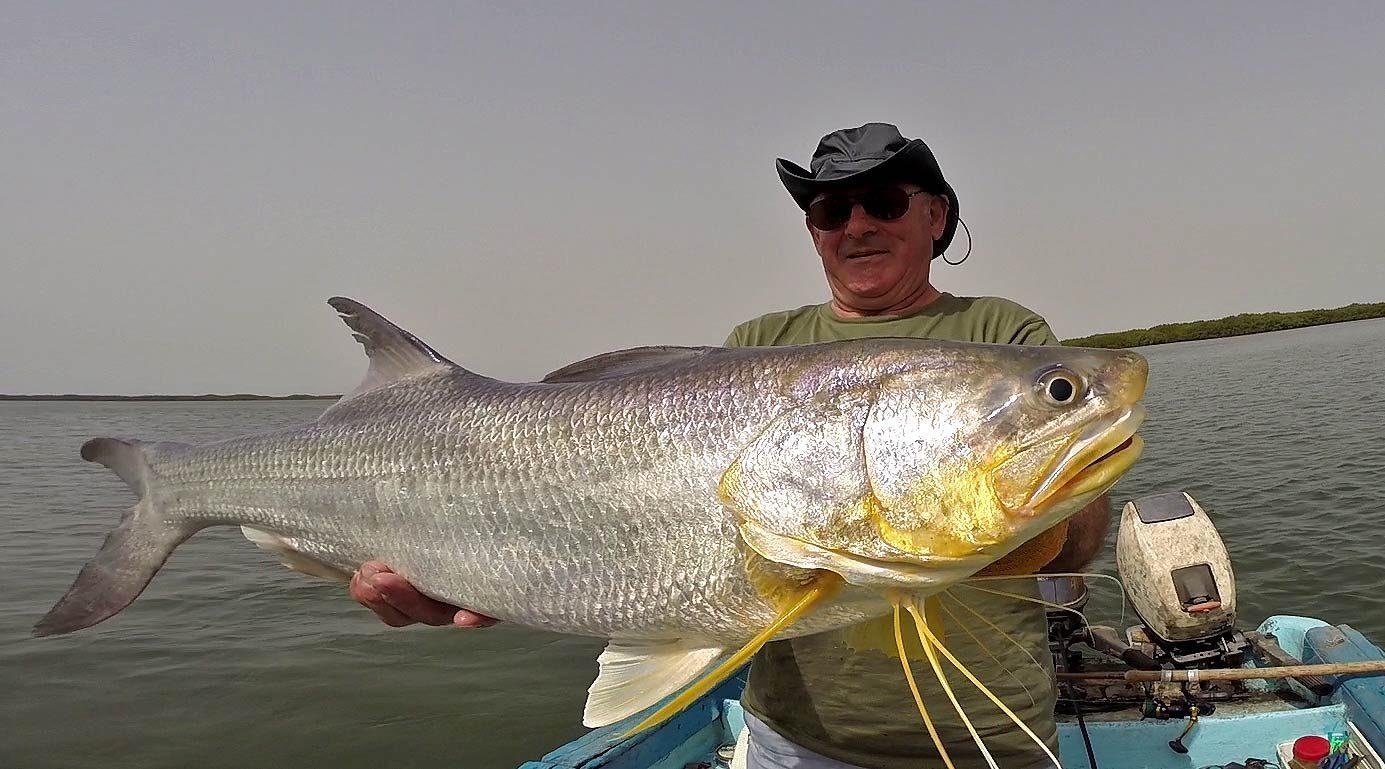 Séjour pêche Sénégal