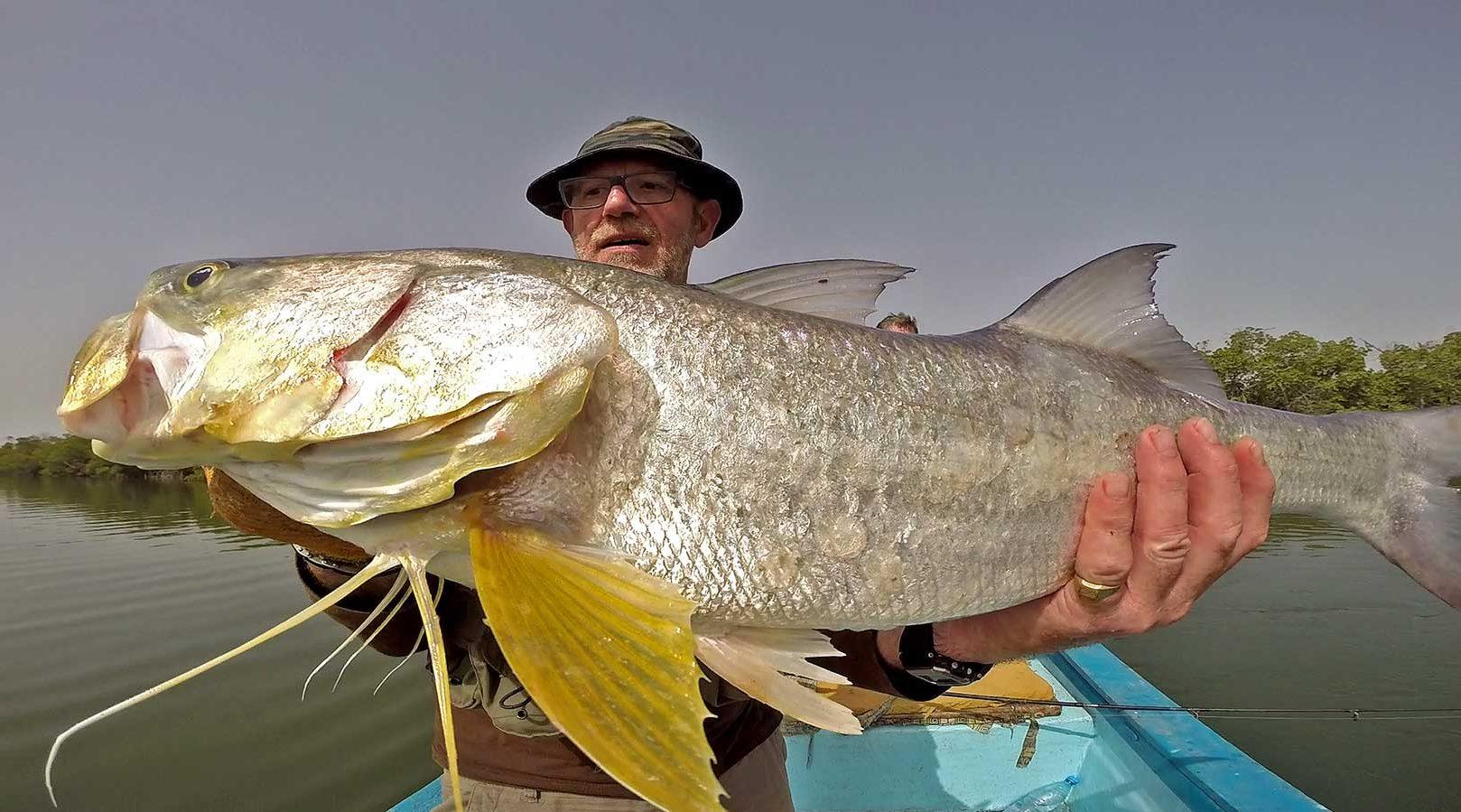 pêche au Sénégal