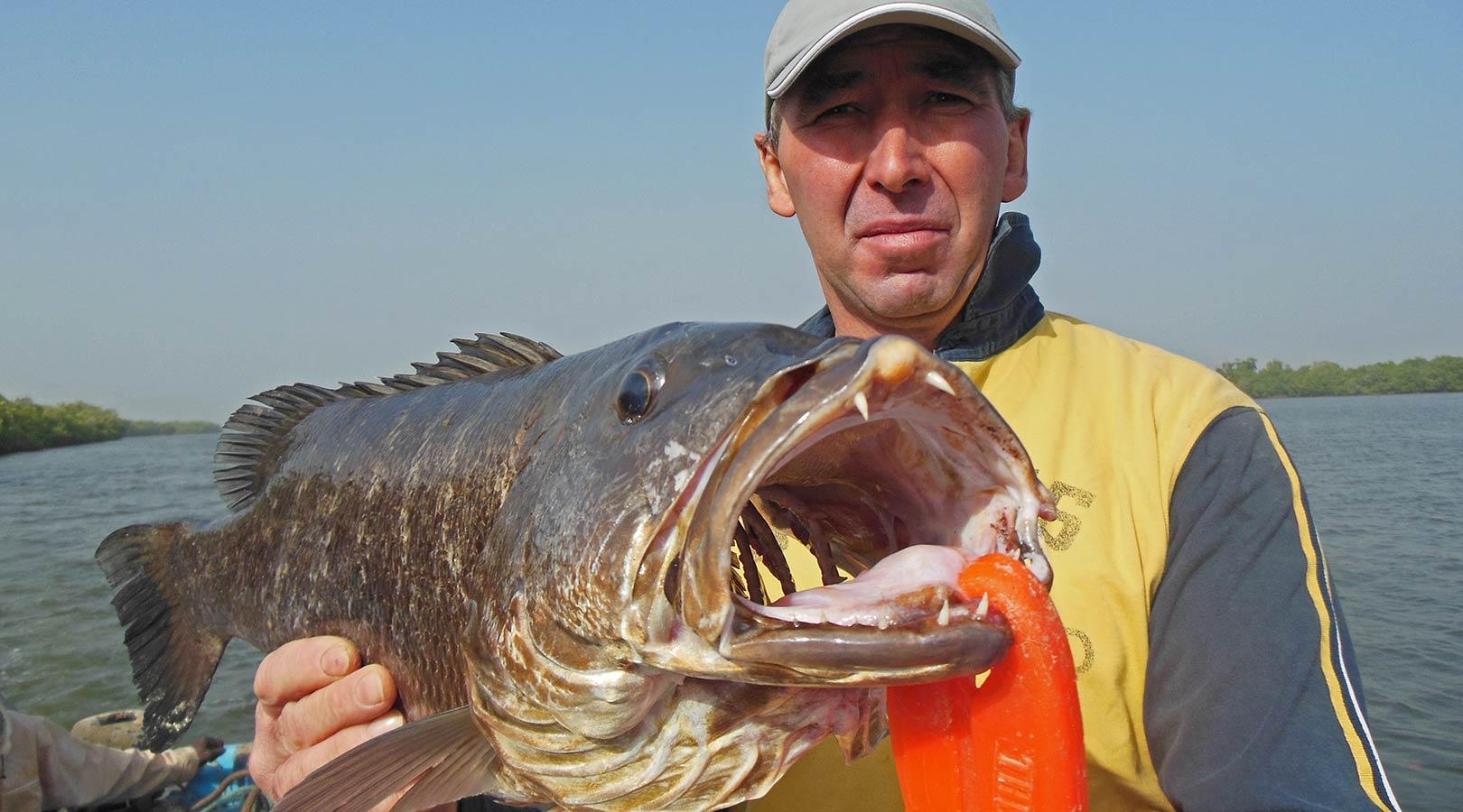 Voyage de pêche tout inclus