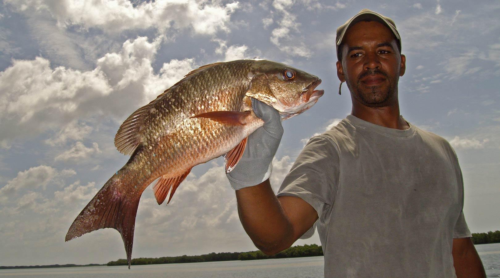 Séjour de pêche tout inclus